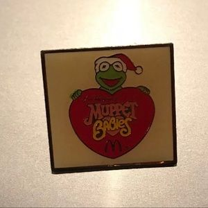 mcdonalds Jewelry - Muppet Babies Lapel Press Pin Back